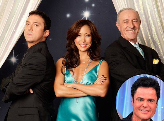 Dancing with the Stars, DWTS, Judges, Donny Osmond