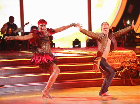 Nene Leakes, Derek Hough, Dancing with the Stars
