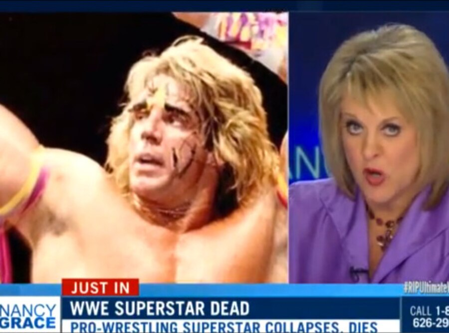 Nancy Grace, Owen Hart