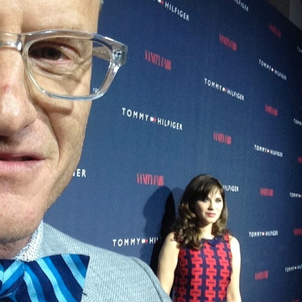 Marc Malkin, Zooey Deschanel