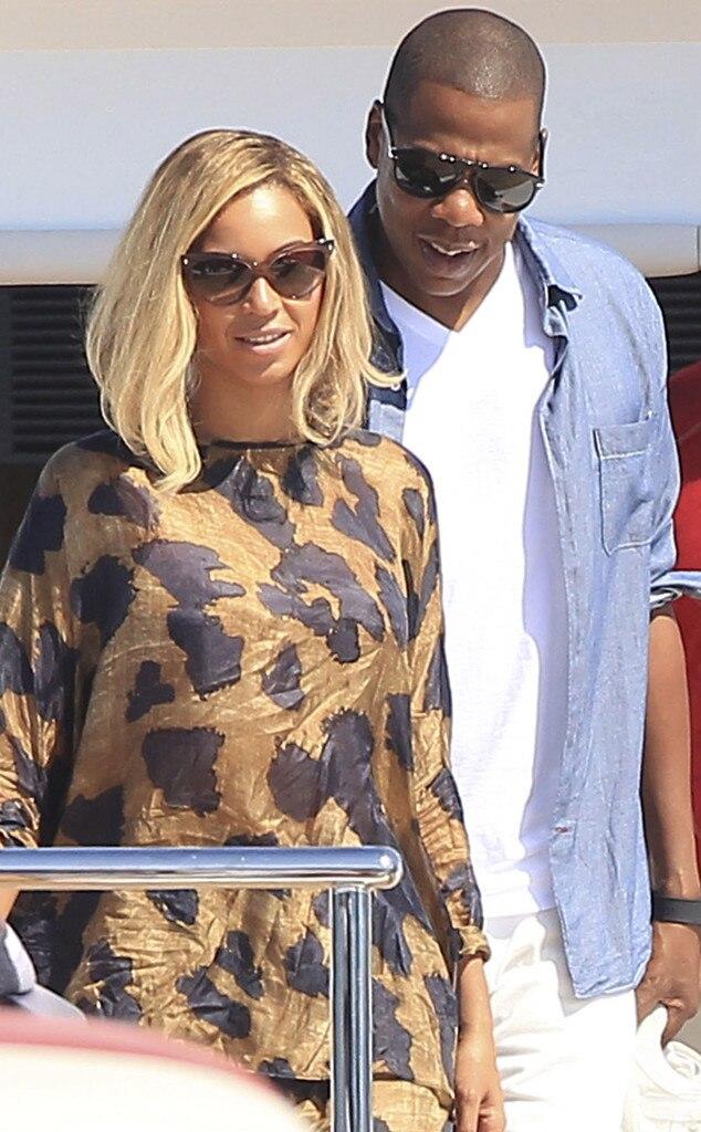 Beyonce, Jay-Z, Spain