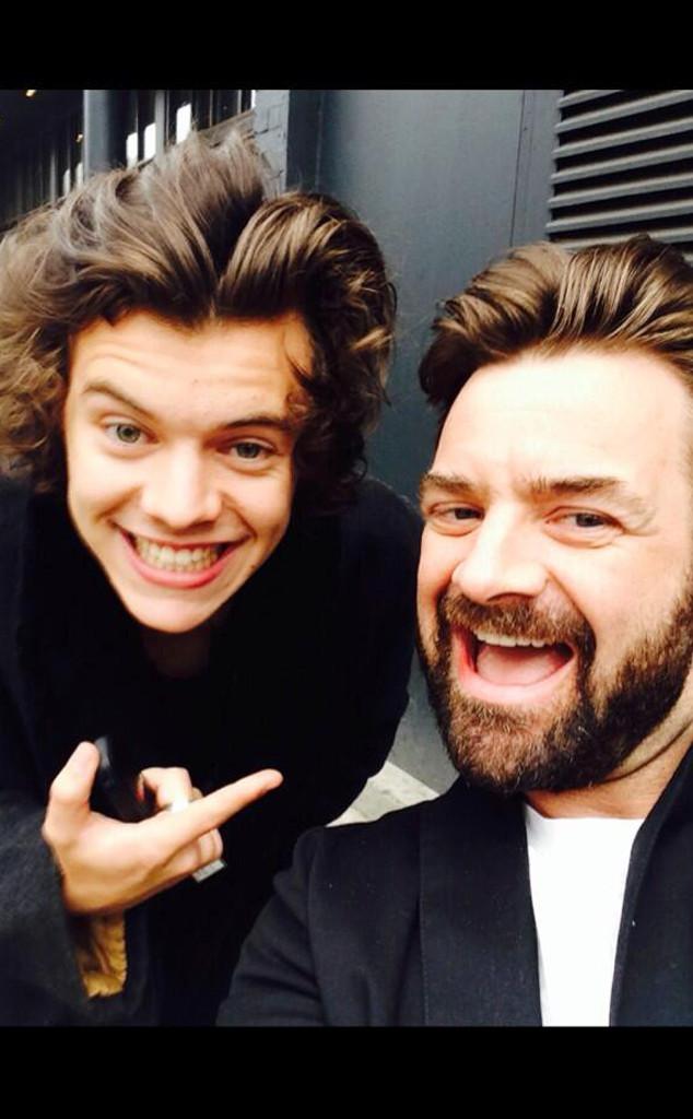 Harry Styles, Twitter
