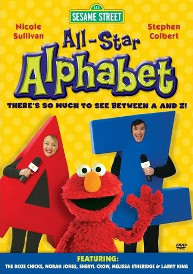 Stephen Colbert, All Star Alphabet