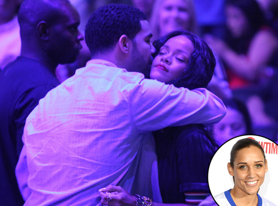 Drake, Rihanna, Lolo Jones