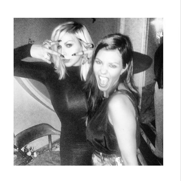The Kardashians, Instagram