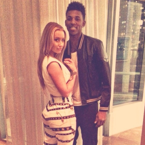 Iggy Azalea, Nick Young Instagram