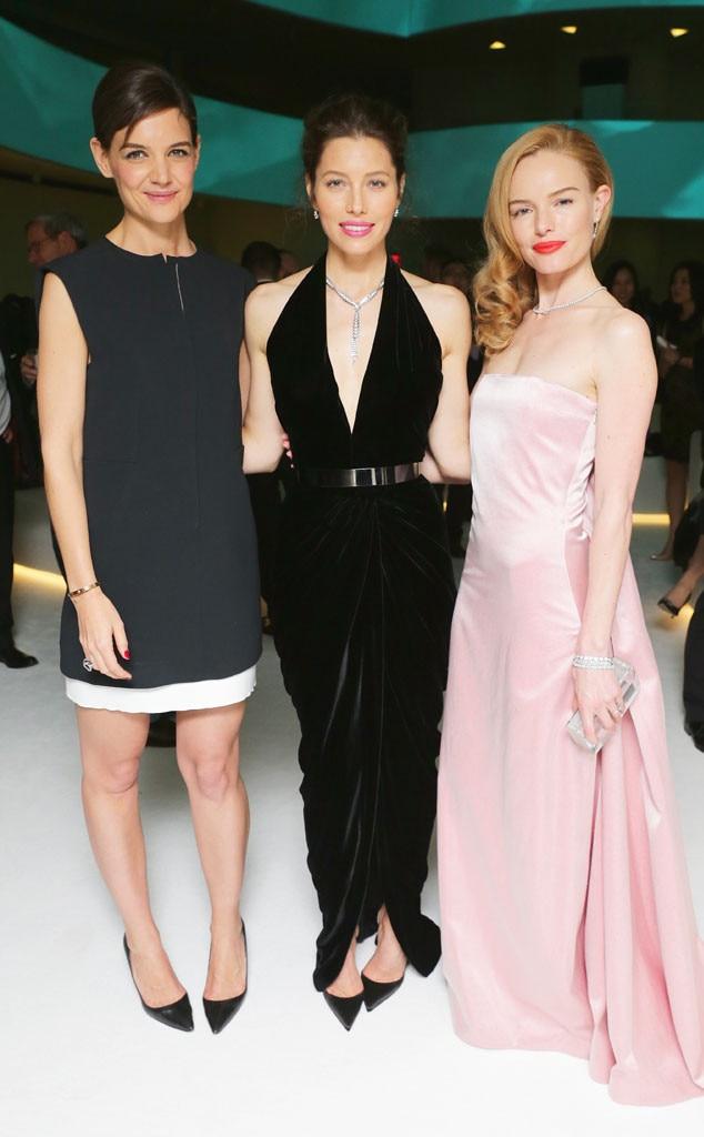 Katie Holmes, Jessica Biel, Kate Bosworth