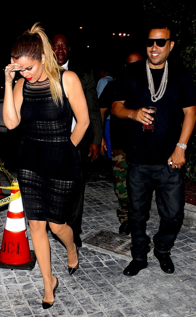 french montana dating khloe Continue reading how french montana feels about khloe kardashian's pregnancy [video] french montana's a-list dating history from khloe to iggy, check out the babes french has hooked.