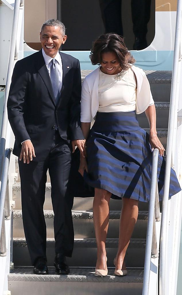 President Barack Obama, Michelle Obama