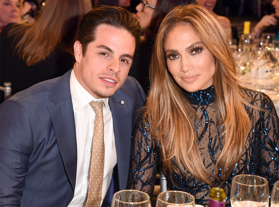 Jennifer Lopez, Casper Smart, GLAAD