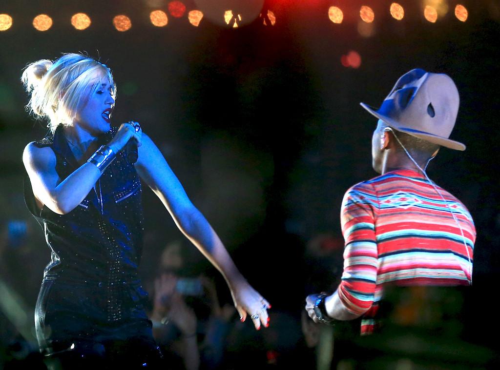 Gwen Stefani, Pharrell Williams, Coachella