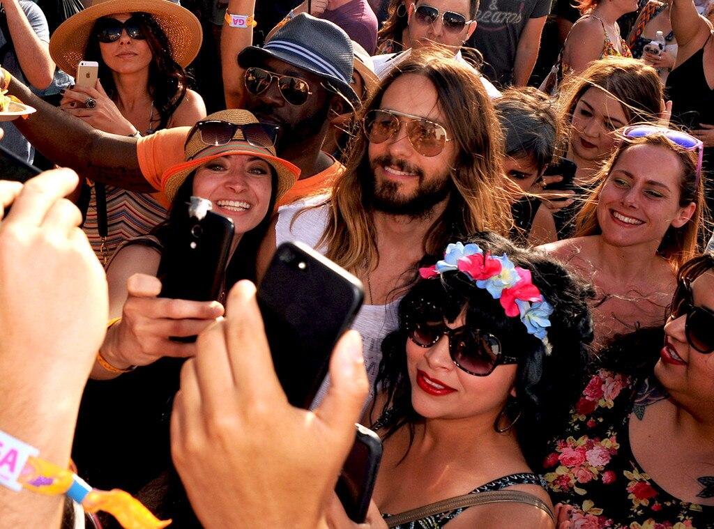 Jared Leto, Coachella