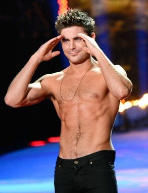 Zac Efron, MTV Movie Awards