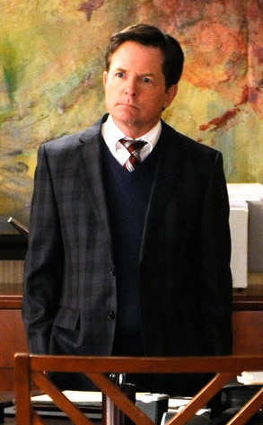 The Good Wife, Michael J. Fox