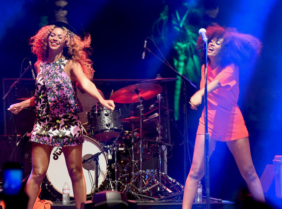 Beyonce, Solange Knowles, Coachella