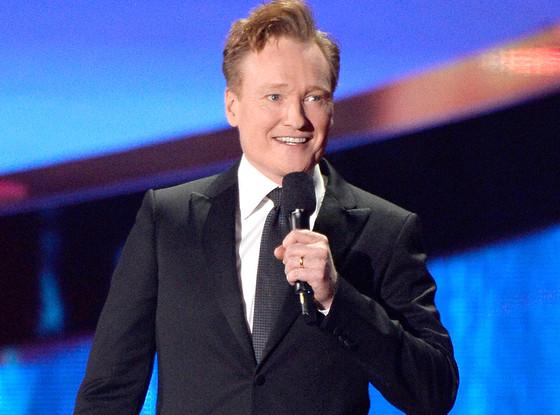 Conan O'Brien, MTV Movie Awards