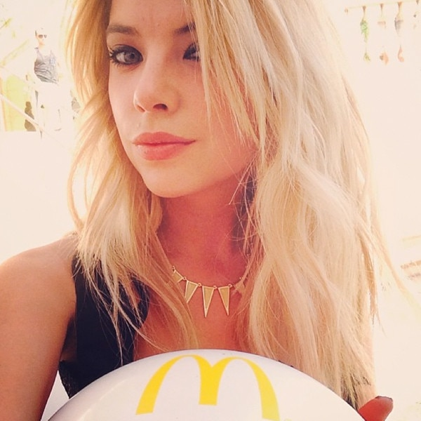 Ashley Benson, Instagram, Coachella