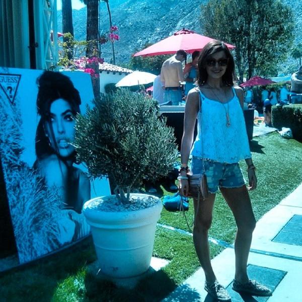 Camille Belle, Instagram, Coachella