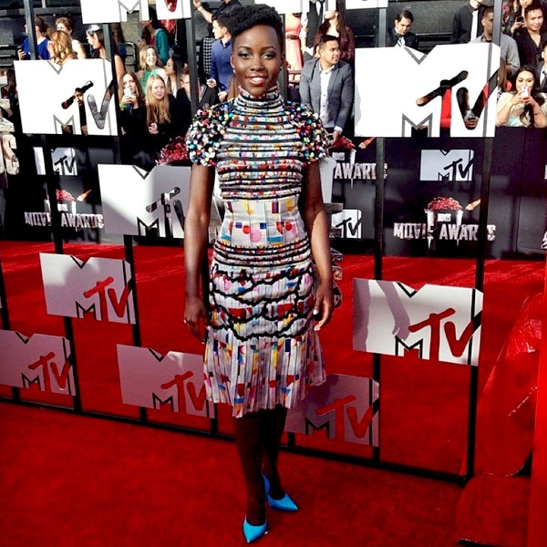 Lupita Nyong'o, MTV Movie Awards