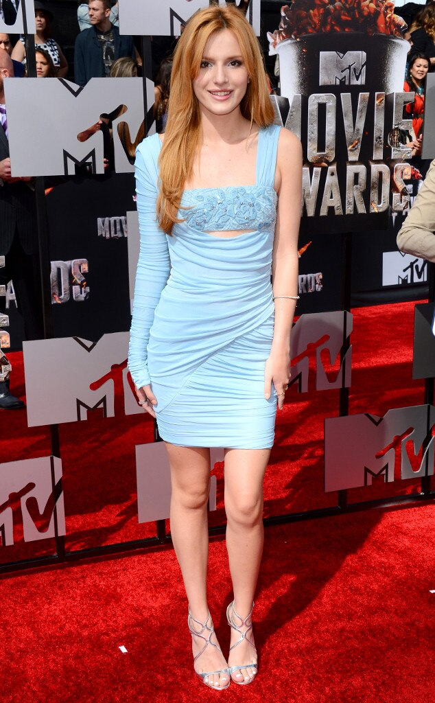 Bella Thorne, MTV Movie Awards