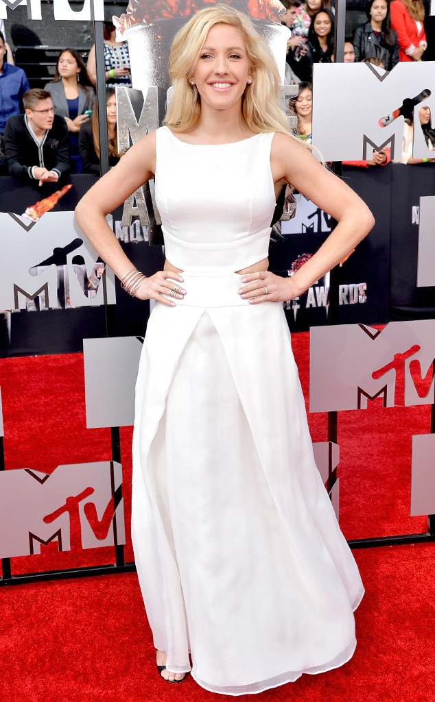 Ellie Goulding, MTV Movie Awards