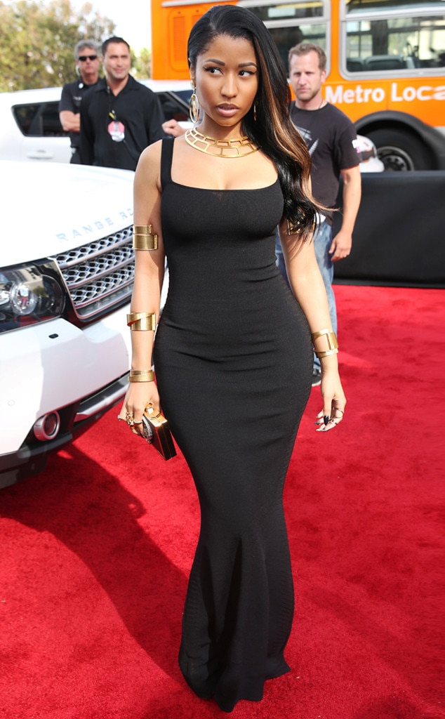 Nicki Minaj, MTV Movie Awards