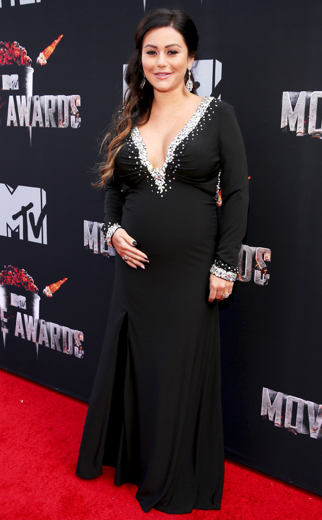 Jwoww, MTV Movie Awards