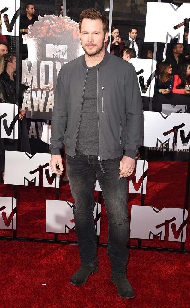 Chris Pratt, MTV Movie Awards