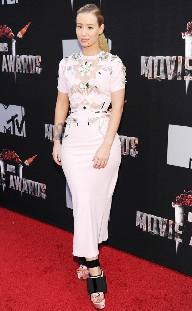 Iggy Azalea, MTV Movie Awards