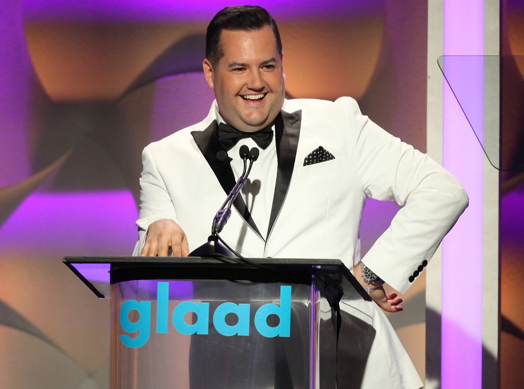 Ross Mathews, GLAAD