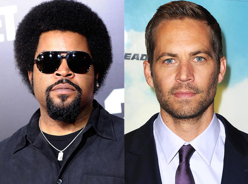 Ice Cube, Paul Walker