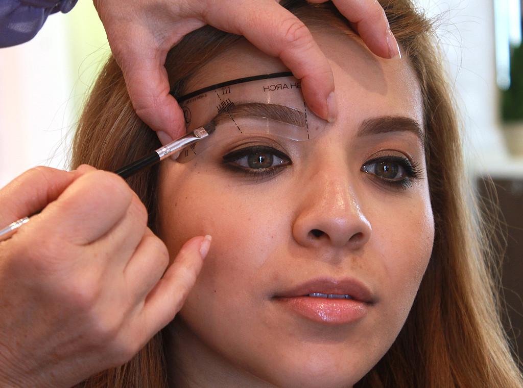 Eyebrows, Gallery