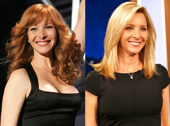Lisa Kudrow, The Comeback Gallery