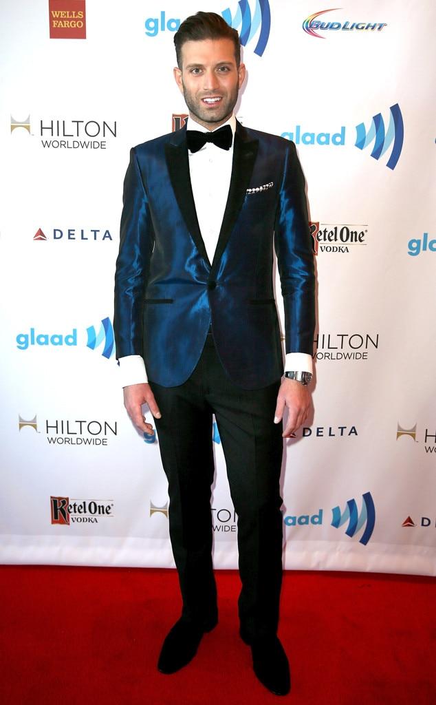 Omar Sharif Jr., GLAAD Media Awards