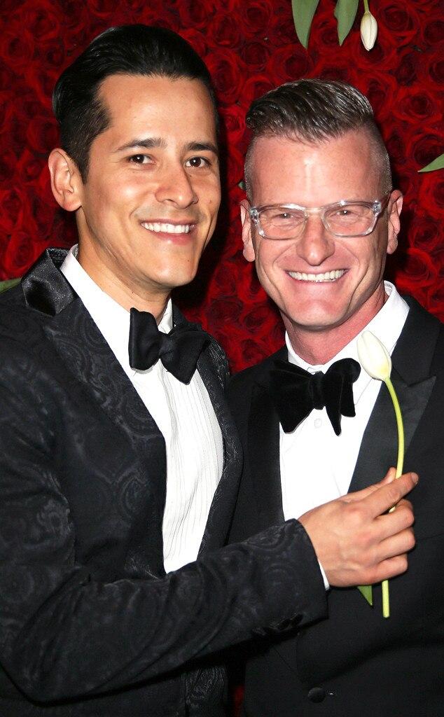 Marc Malkin, Fabian Fuentes, GLAAD Media Awards