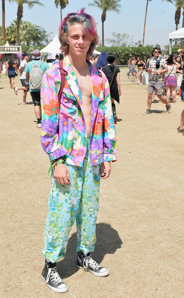 The 23 Most Ridiculous Outfits Worn at Coachella | E! News