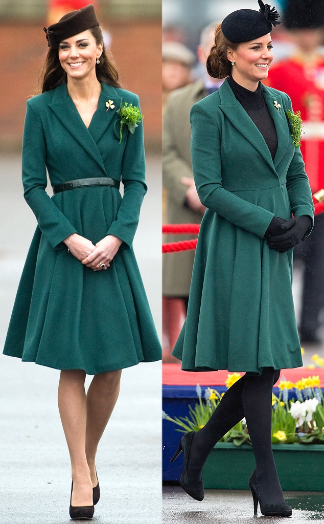 Emilia Wickstead Coat Dress From Kate Middleton S Recycled