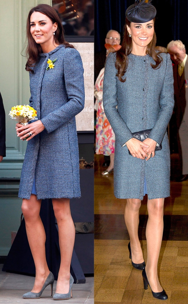 Kate Middleton, Catherine, Duchess of Cambridge, Recycled Looks