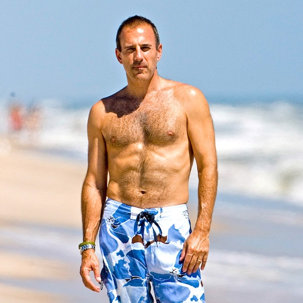 Matt Lauer From Surprisingly Buff Celebs!