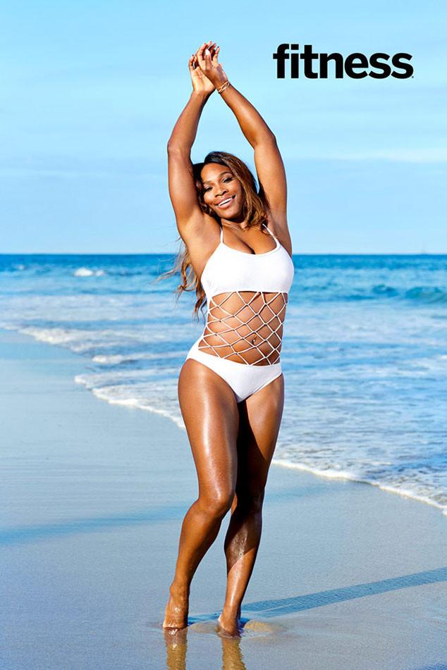Serena Williams, Fitness Magazine