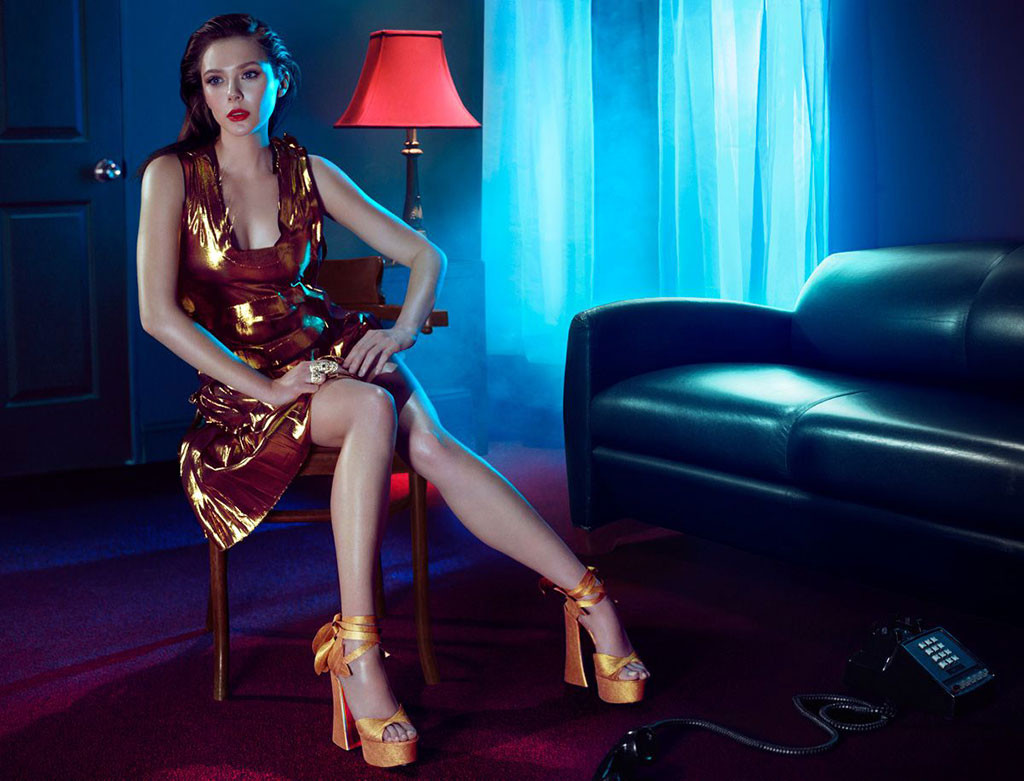 Elizabeth Olsen, Flaunt Magazine