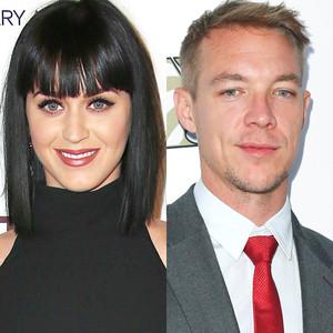 Katy Perry, Diplo