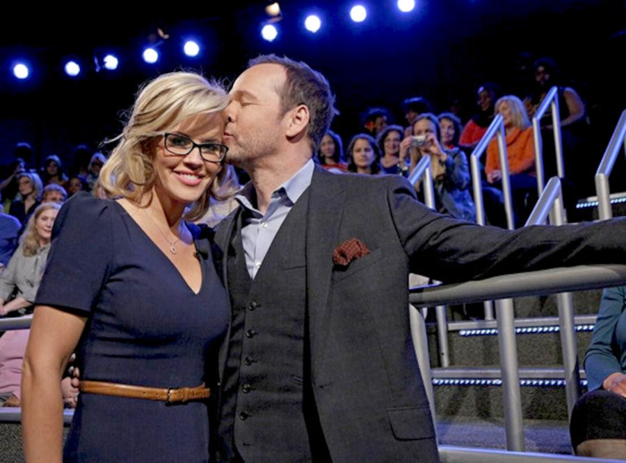 Jenny McCarthy, Donnie Wahlberg, Engagement