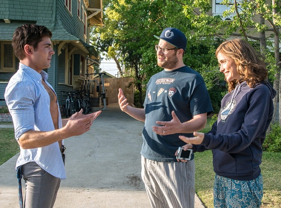 Neighbors, Zac Efron, Seth Rogen, Rose Byrne