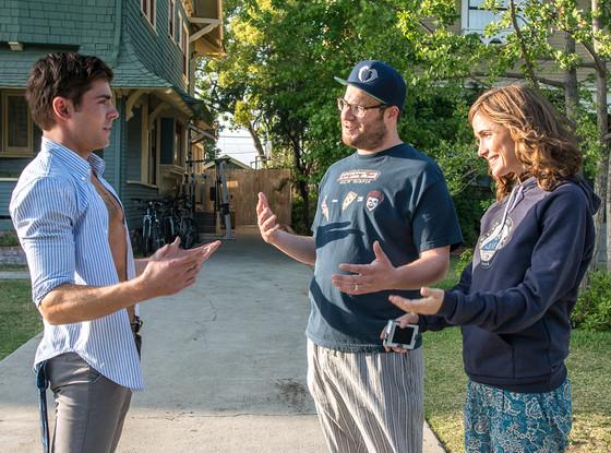 Neighbors, Zac Efron, Seth Rogen, Rose Byrne