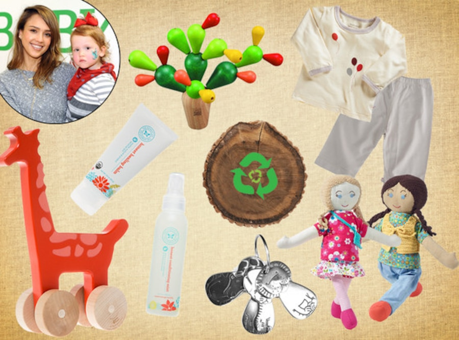 Jessica Alba, Haven, Eco-Friendly Products, Earth Day