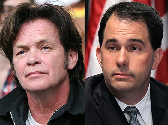 John Mellencamp, Scott Walker