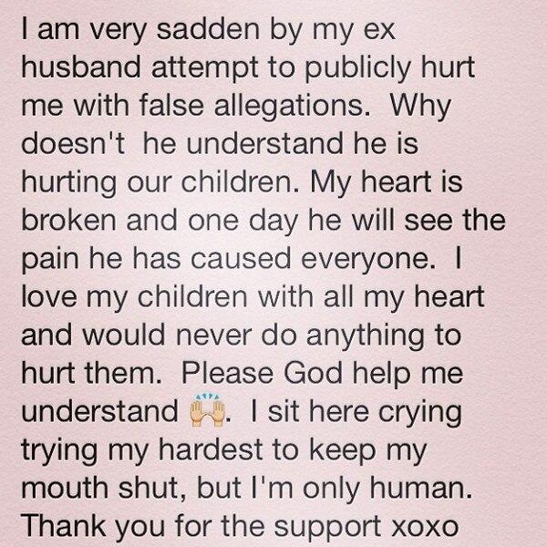 Tamra Judge, Instagram