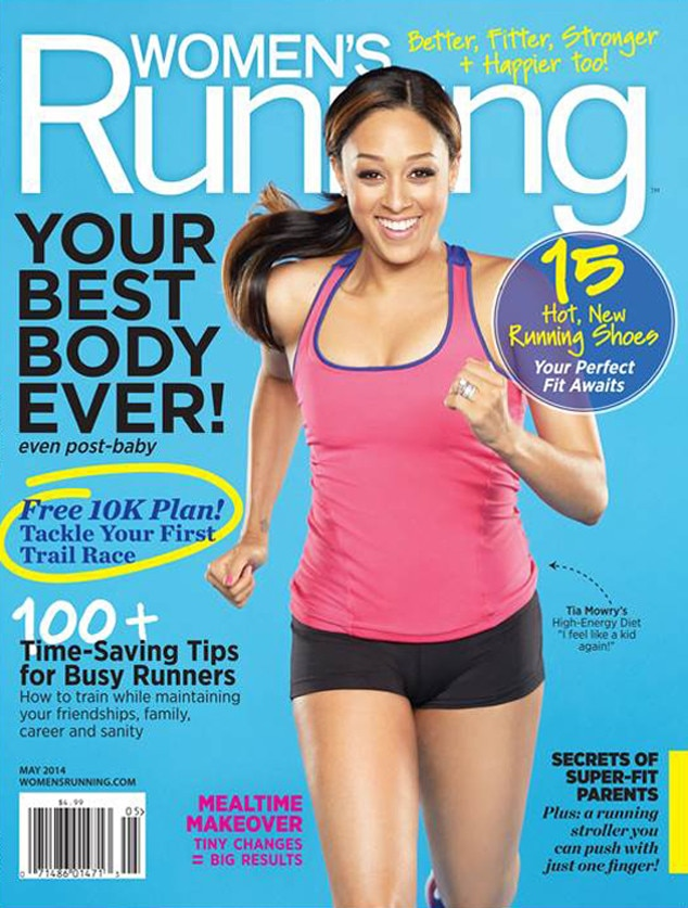 Tia Mowry, Women's Running