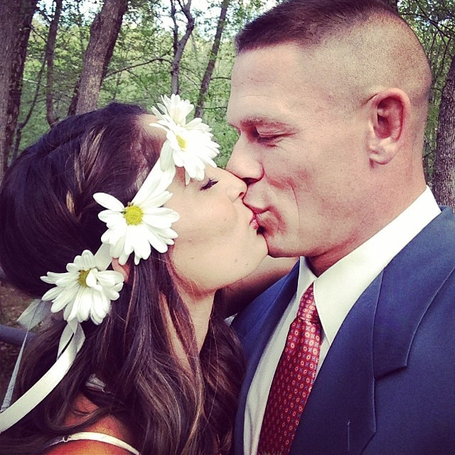 Brie Bella and Daniel Bryan's Wedding